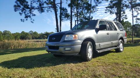 2003 Ford Expedition for sale in Melbourne, FL