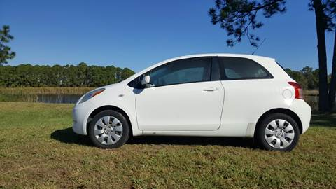 2008 Toyota Yaris for sale in Melbourne, FL