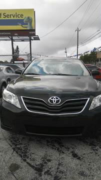 2010 Toyota Camry for sale in Melbourne, FL
