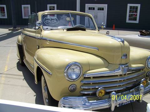 1947 Ford Super Deluxe for sale in Zanesville, OH