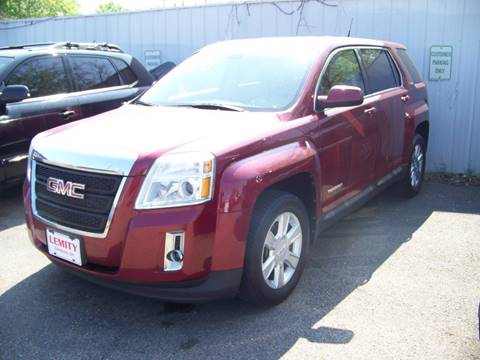 2011 GMC Terrain for sale at Collector Car Co in Zanesville OH