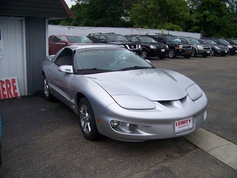 1999 Pontiac Firebird for sale in Zanesville, OH