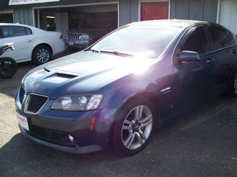 2009 Pontiac G8 for sale in Zanesville, OH