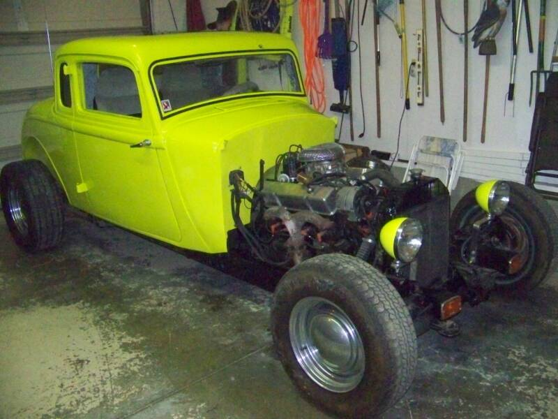 1934 Plymouth Business Coupe