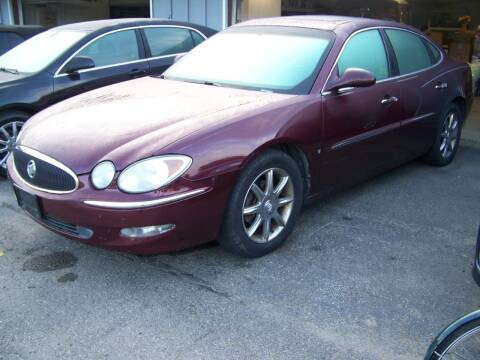 2007 Buick LaCrosse for sale at Collector Car Co in Zanesville OH