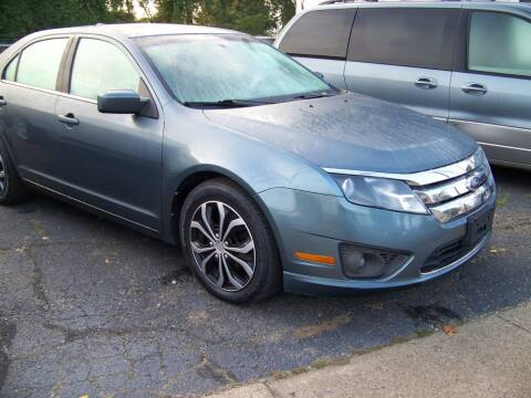 2011 Ford Fusion for sale at Collector Car Co in Zanesville OH