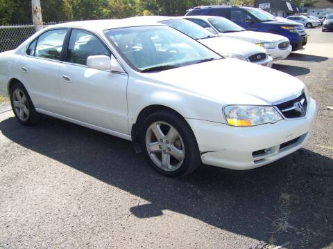 2003 Acura TL for sale at Collector Car Co in Zanesville OH