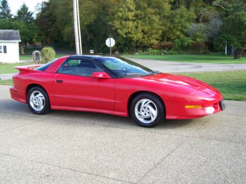 1994 Pontiac Firebird for sale at Collector Car Co in Zanesville OH
