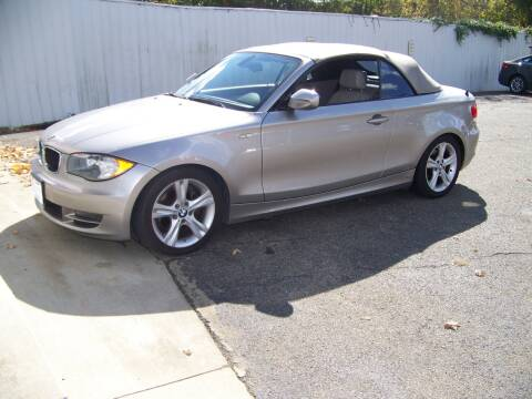 2011 BMW 1 Series for sale at Collector Car Co in Zanesville OH