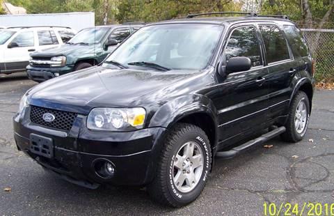 2005 Ford Escape for sale in Zanesville, OH