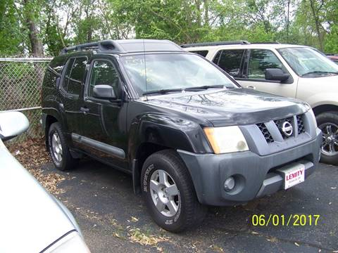 2006 Nissan Xterra for sale in Zanesville, OH