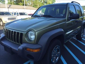 2004 Jeep Liberty for sale in Beaver Springs, PA