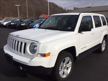 2014 Jeep Patriot for sale in Beaver Springs, PA