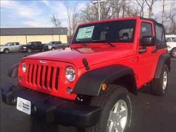 2017 Jeep Wrangler for sale in Beaver Springs, PA