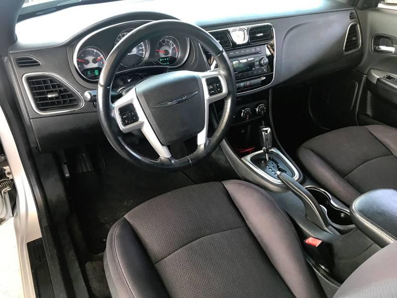 2012 Chrysler 200 Convertible for sale at Lavista Auto Plex in La Vista NE