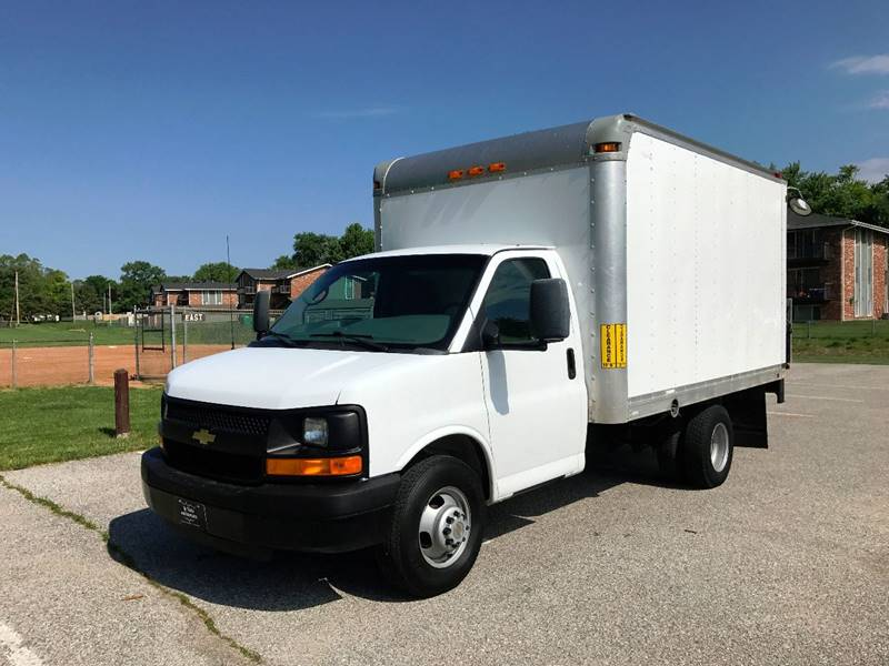 2012 Chevrolet Express Cutaway for sale at Lavista Auto Plex in La Vista NE