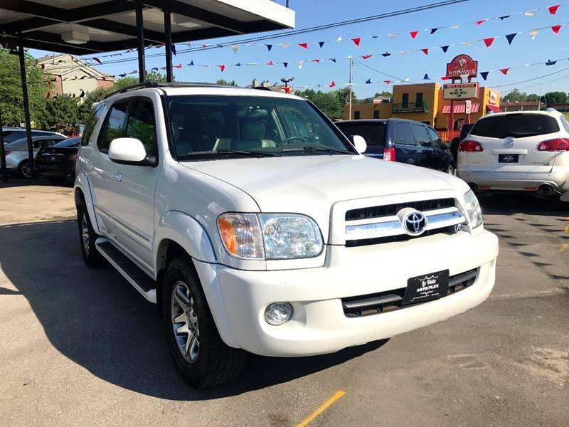 2005 Toyota Sequoia for sale at Lavista Auto Plex in La Vista NE