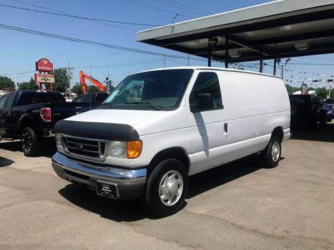 2005 Ford E-Series Cargo for sale at Lavista Auto Plex in La Vista NE