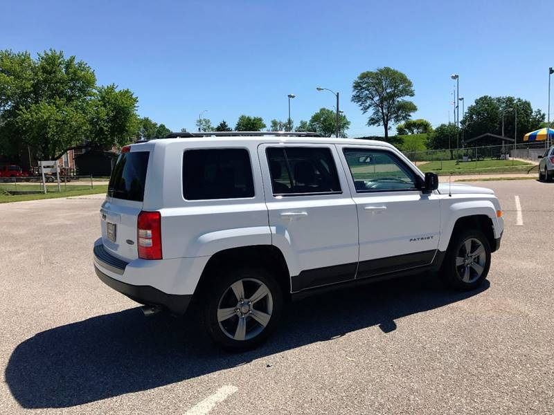 2016 Jeep Patriot for sale at Lavista Auto Plex in La Vista NE