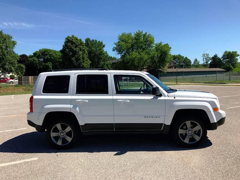 2016 Jeep Patriot for sale at Lavista Auto Plex in La Vista NE