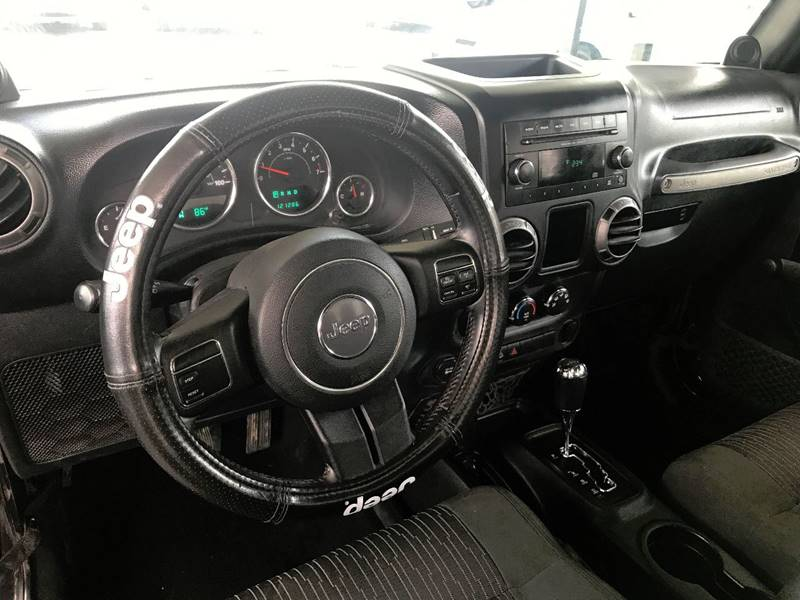 2012 Jeep Wrangler for sale at Lavista Auto Plex in La Vista NE