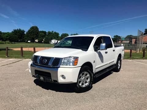 2004 Nissan Titan for sale at Lavista Auto Plex in La Vista NE