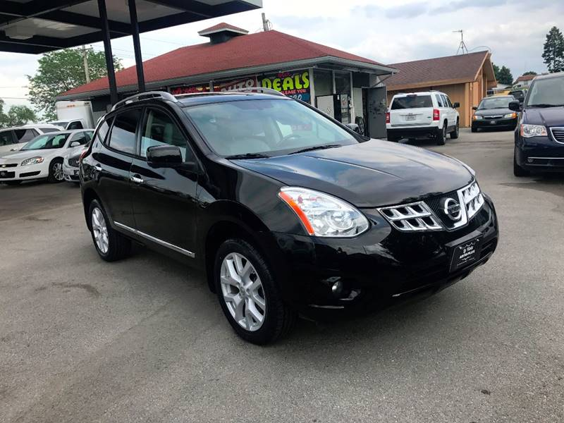 2013 Nissan Rogue for sale at Lavista Auto Plex in La Vista NE