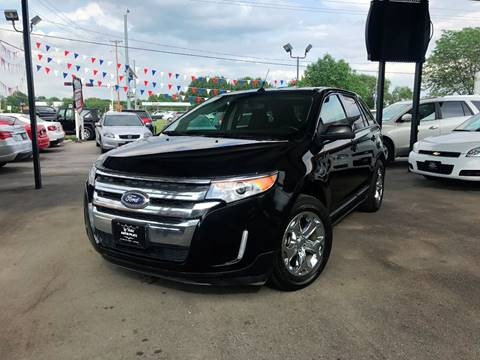 2013 Ford Edge for sale at Lavista Auto Plex in La Vista NE
