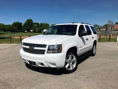 2007 Chevrolet Tahoe for sale at Lavista Auto Plex in La Vista NE