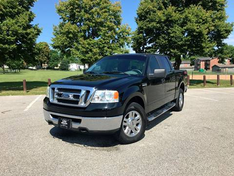 2007 Ford F-150 for sale at Lavista Auto Plex in La Vista NE