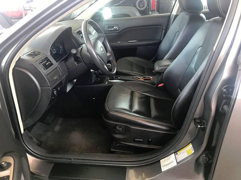 2010 Ford Fusion for sale at Lavista Auto Plex in La Vista NE