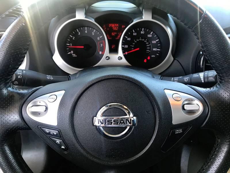 2013 Nissan JUKE for sale at Lavista Auto Plex in La Vista NE