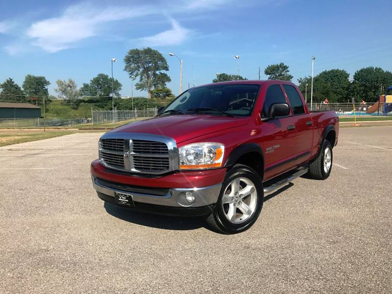 2006 Dodge Ram Pickup 1500 for sale at Lavista Auto Plex in La Vista NE