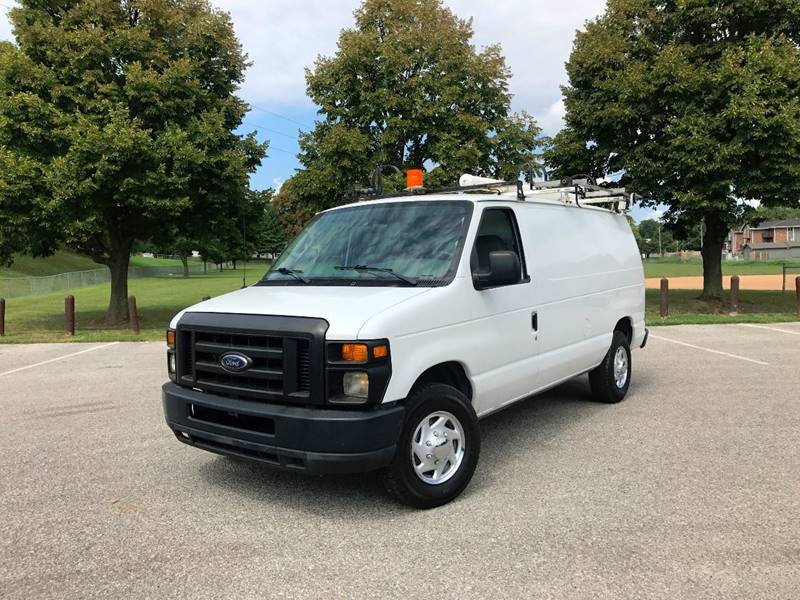 2008 Ford E-Series Cargo for sale at Lavista Auto Plex in La Vista NE