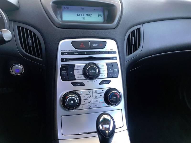 2010 Hyundai Genesis Coupe for sale at Lavista Auto Plex in La Vista NE