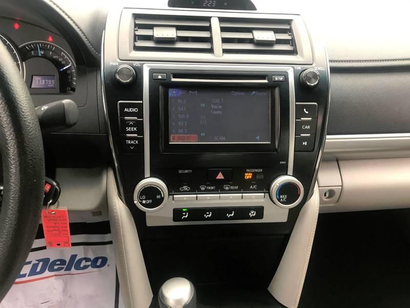2012 Toyota Camry for sale at Lavista Auto Plex in La Vista NE