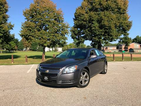 2011 Chevrolet Malibu for sale at Lavista Auto Plex in La Vista NE