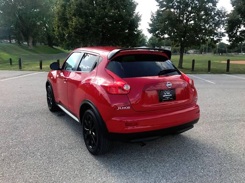 2014 Nissan JUKE for sale at Lavista Auto Plex in La Vista NE