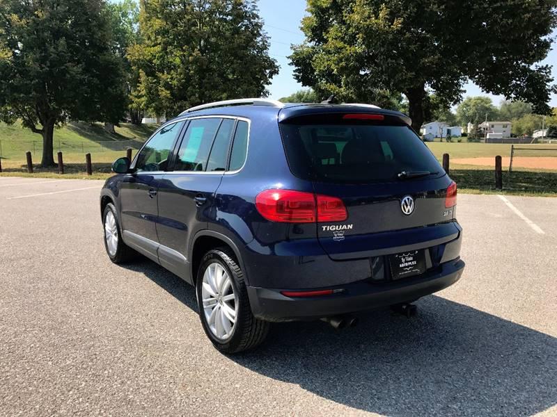 2013 Volkswagen Tiguan for sale at Lavista Auto Plex in La Vista NE