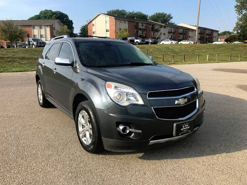 2010 Chevrolet Equinox for sale at Lavista Auto Plex in La Vista NE