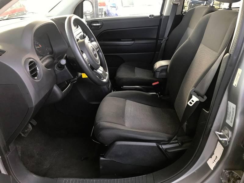 2015 Jeep Compass for sale at Lavista Auto Plex in La Vista NE