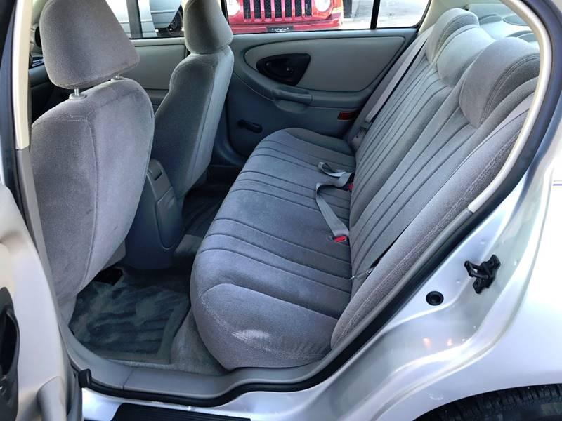 2003 Chevrolet Malibu for sale at Lavista Auto Plex in La Vista NE