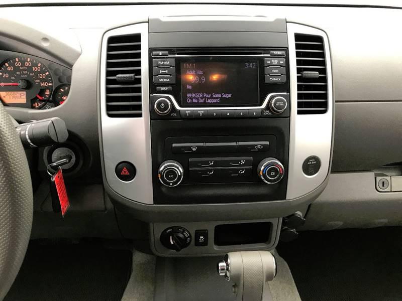 2016 Nissan Frontier for sale at Lavista Auto Plex in La Vista NE