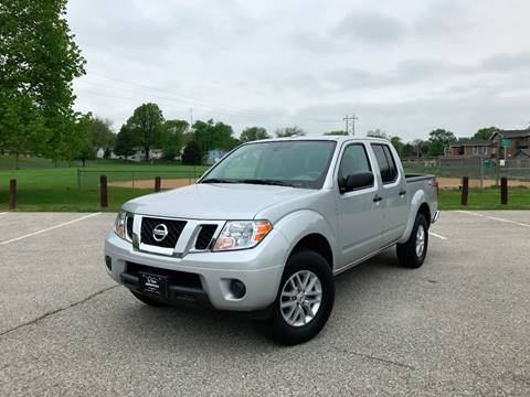 2016 Nissan Frontier for sale at Lavista Auto Plex in La Vista NE