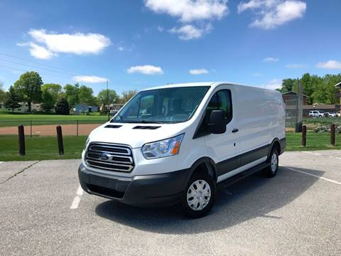 2016 Ford Transit Cargo for sale at Lavista Auto Plex in La Vista NE