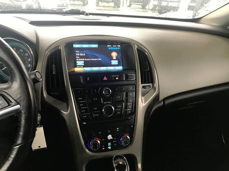 2012 Buick Verano for sale at Lavista Auto Plex in La Vista NE