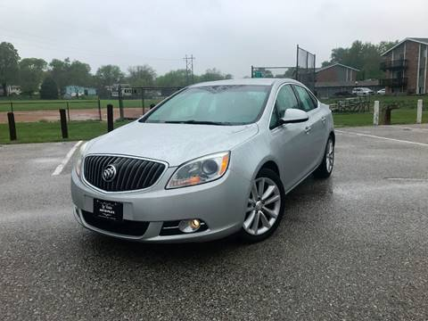 2012 Buick Verano for sale at Lavista Auto Plex in La Vista NE