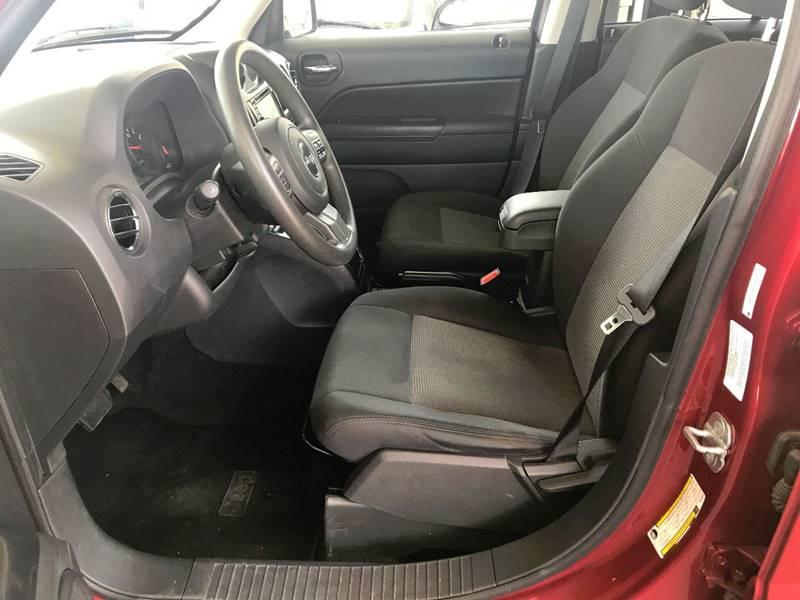 2011 Jeep Patriot for sale at Lavista Auto Plex in La Vista NE