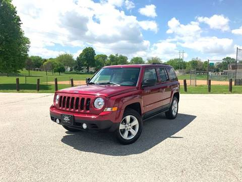 2011 Jeep Patriot for sale at Lavista Auto Plex in La Vista NE