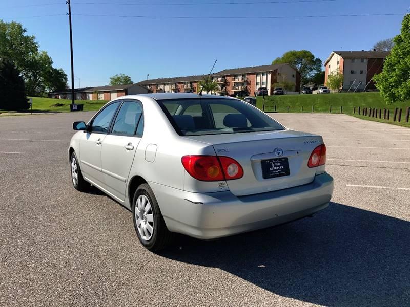 2004 Toyota Corolla for sale at Lavista Auto Plex in La Vista NE